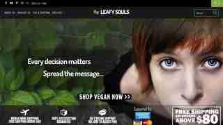 leafysouls.com