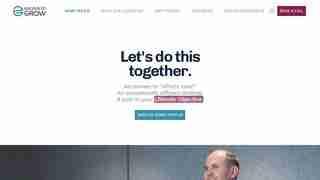 evolvetogrow website
