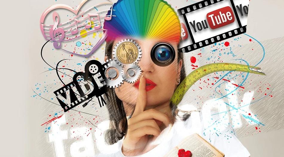video creativity on social media