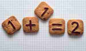 cookies with addition sentence
