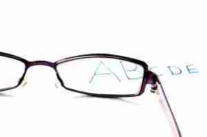 optic glasses