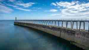 pier extension