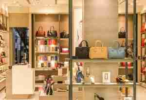 showcase of apparels
